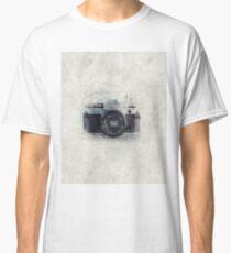 Canon Art, Canon Camera, Canon Decor, Camera, Vintage Canon, Camera Artwork, Camera Wall Decor, Photostudio Art Classic T-Shirt