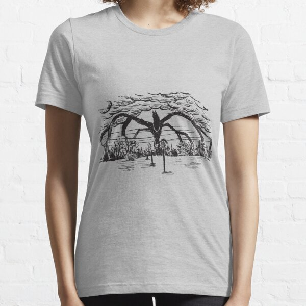 Monstruo extraño Camiseta esencial