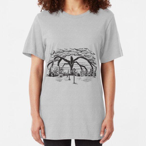 Stranger Monster Slim Fit T-Shirt