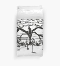 Stranger Monster Duvet Cover