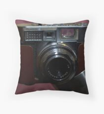 Rangefinder Throw Pillow