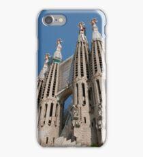 Barcelona Basilica iPhone Case/Skin