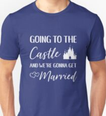 Going to the Castle Unisex T-Shirt