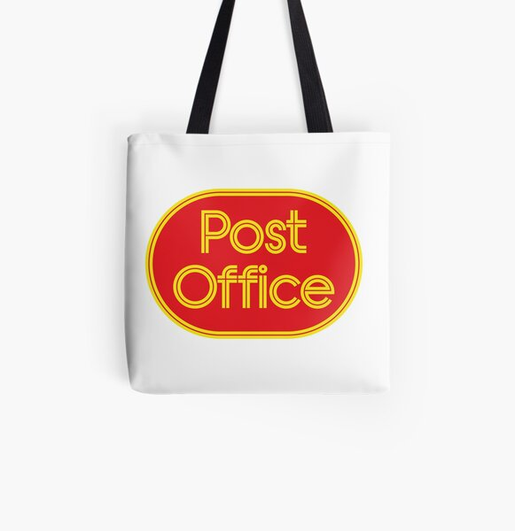 NDVH Post Office All Over Print Tote Bag