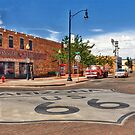 Standin on the Corner Route 66 in the USA by John Kelly Photography (UK)