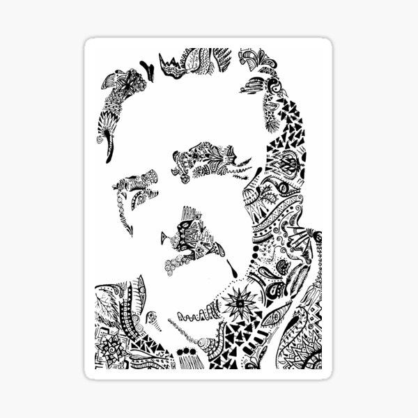 Mujica Maori Sticker