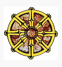 Dharma Pizza Photographic Print