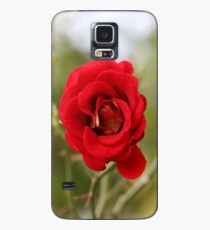 Funda/vinilo para Samsung Galaxy Rosa romántica