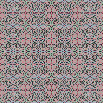Folk pattern by Lenka24