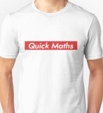 Quick Maths T-Shirt