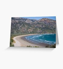 Norman Beach Greeting Card