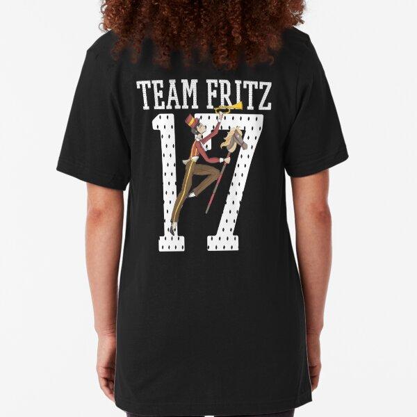 TEAM FRITZ Slim Fit T-Shirt