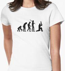 Cricket T-Shirt Women's Fitted T-Shirt
