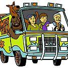 The Mystery Team by ArsCreativa