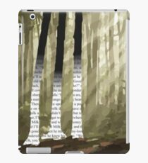 Into the Fairytale Forest .2 iPad Case/Skin