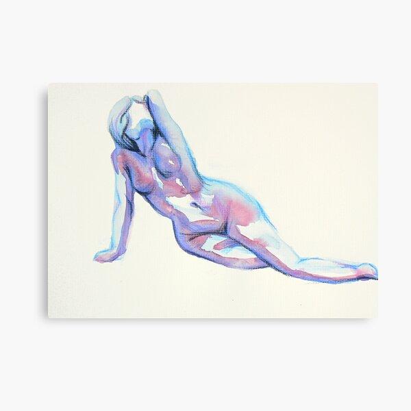 Rubenesque I Canvas Print