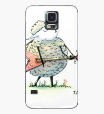 Rocking Sheep Case/Skin for Samsung Galaxy
