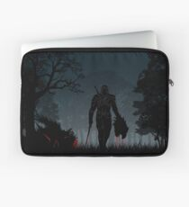 Warriors Landscapes - The Witcher Wild Hunt - Geralt Laptop Sleeve