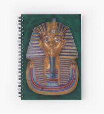 Mask of Tutanchamun Spiralblock