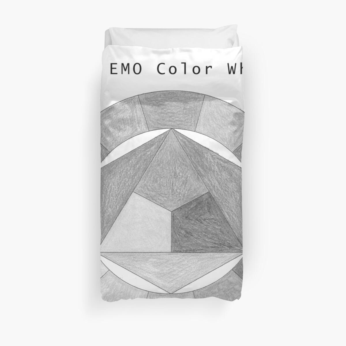 Какие цвета у эмо