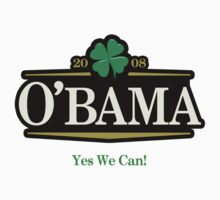 Irish O'Bama
