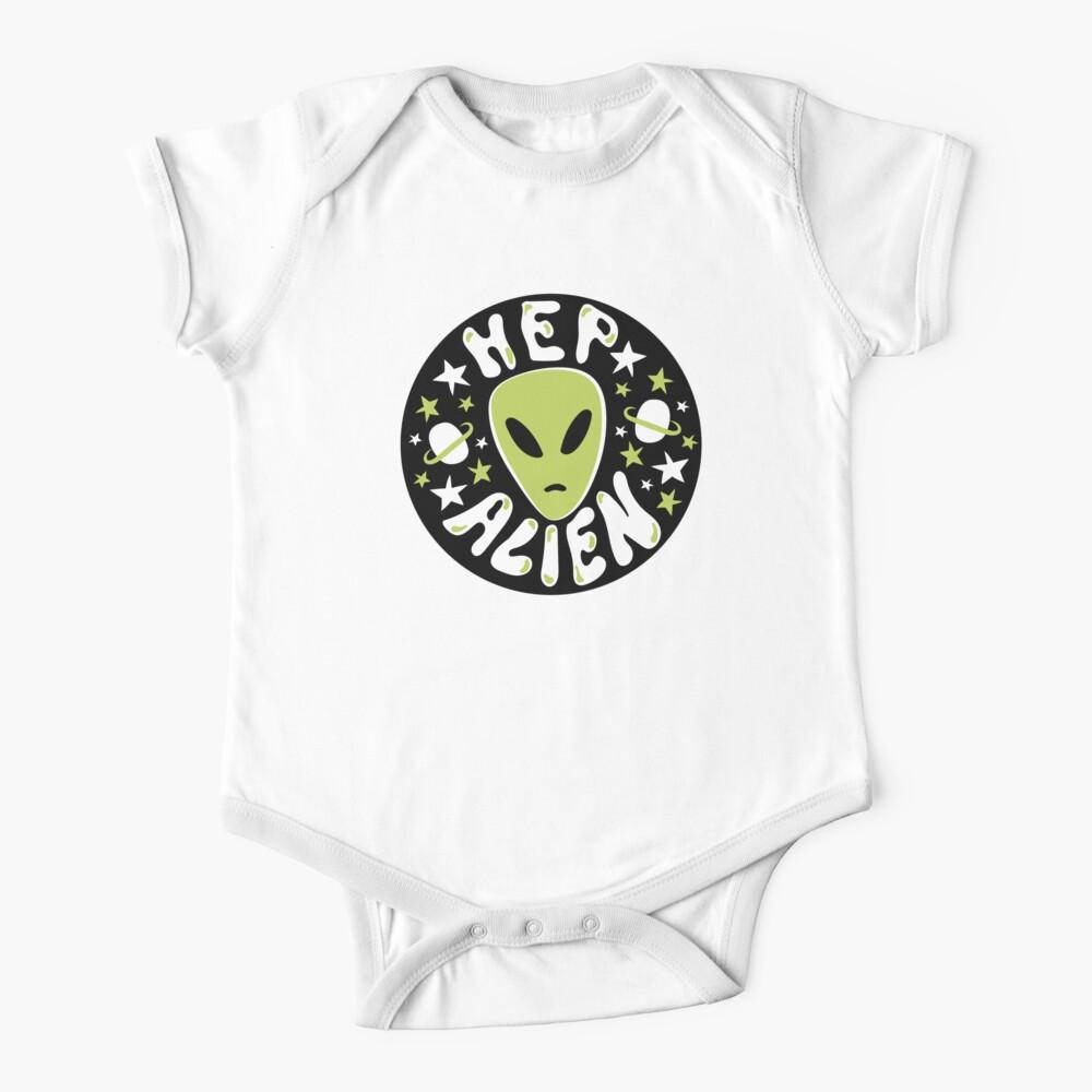 Hep Alien Baby One-Piece