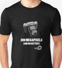 200 Megapixels Unisex T-Shirt