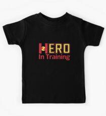 Hero In Training Kids Tee