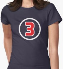 Red Bull Racing 3 Women's Fitted T-Shirt