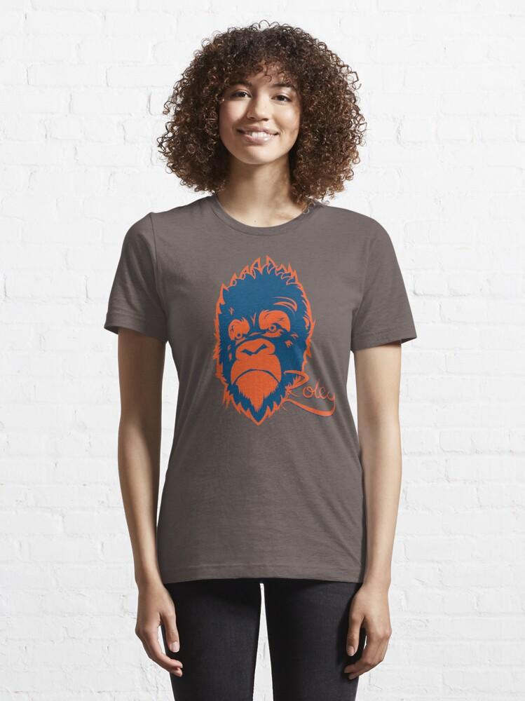 Alternate view of Grumpy Gorilla Essential T-Shirt