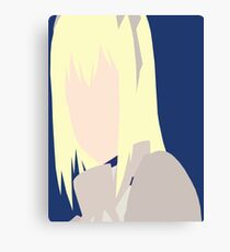 Ais Wallestein (Danmachi / Is It Wrong to Try to Pick Up Girls in a Dungeon) Canvas Print