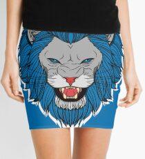 Roaring D-Town Lion Mini Skirt