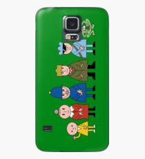 NDVH Bod and friends Case/Skin for Samsung Galaxy