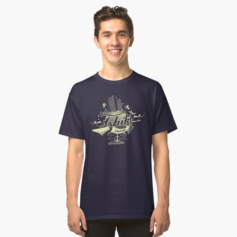 Ashiki Cruising Classic T-Shirt Front