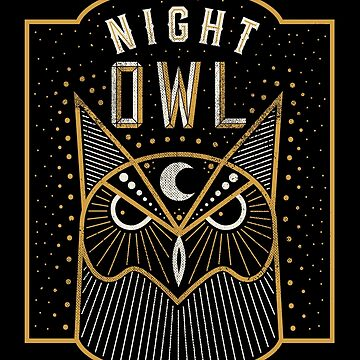 Night Owl by mscarlett
