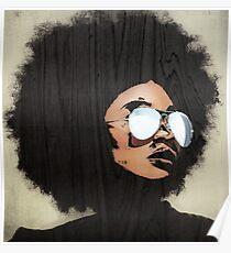 Póster Venus Afro