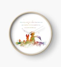 Little Prince Clock