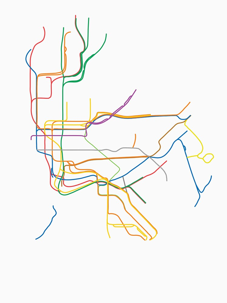 New York City Subway by gdunc