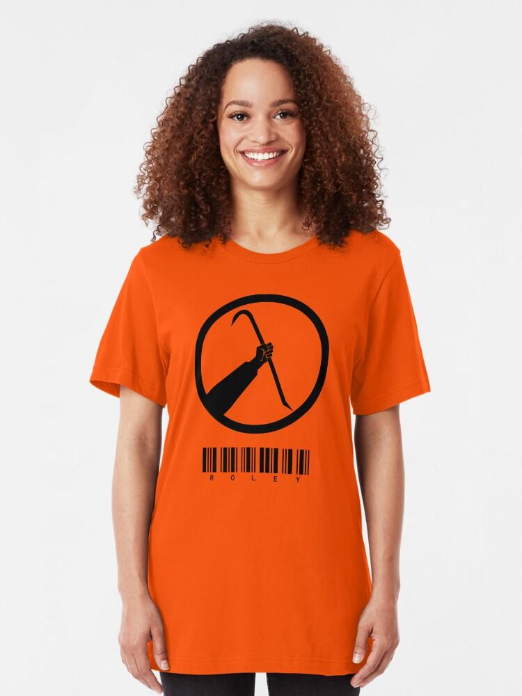 Alternate view of Crowbar Slim Fit T-Shirt