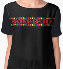 The Adventure Game - Gronda Gronda Women's Chiffon Top