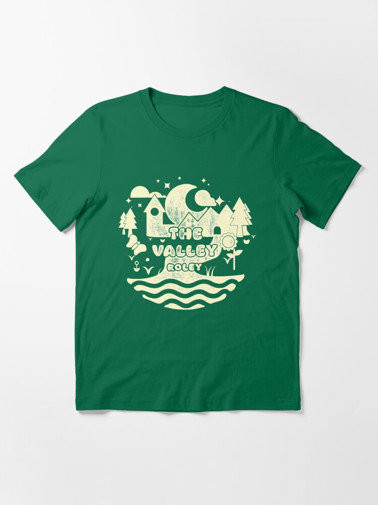 Alternate view of The Valley Essential T-Shirt