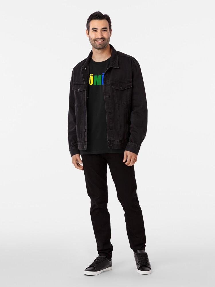 Alternative Ansicht von Regenbogen Scomiche Premium T-Shirt