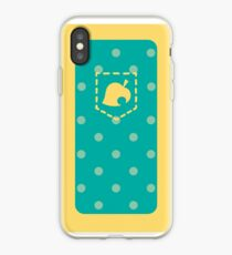 Animal crossing phone cover iPhone Case