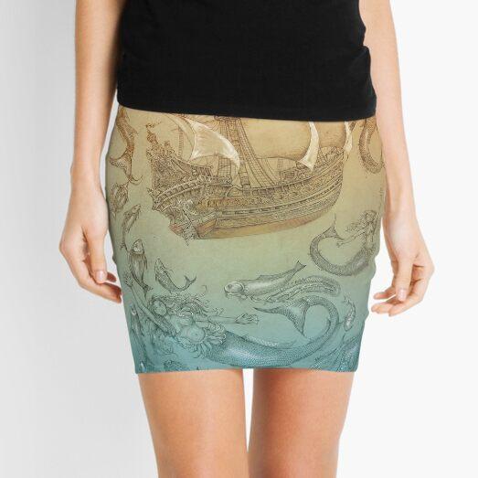 Siren's World Mini Skirt