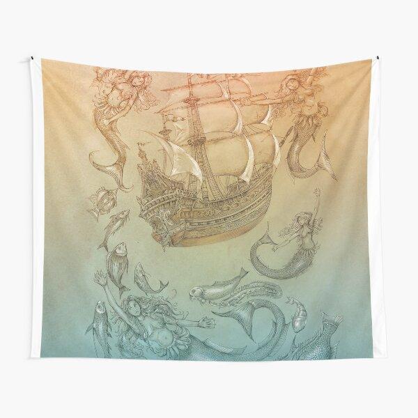 Siren's World Tapestry