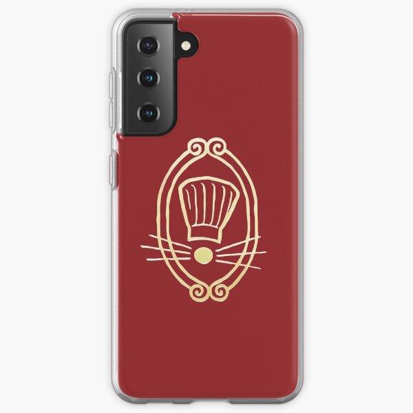 Ratatouille - Chef Remy Samsung Galaxy Soft Case