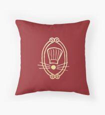 Ratatouille - Chef Remy Throw Pillow
