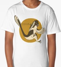 Velociraptor Long T-Shirt