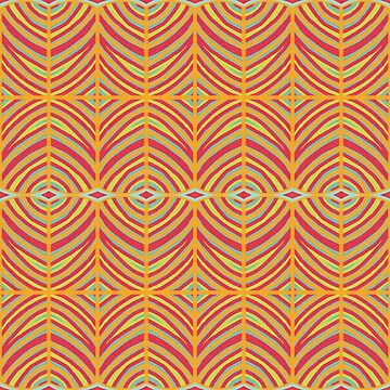 Modern art pattern by Lenka24