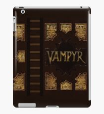 Buffy - Vampyr Book iPad Case/Skin